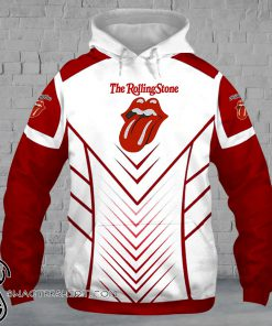 The rolling stones full over print shirt
