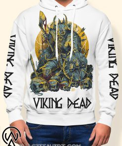The viking dead full over printed shirt