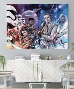 Allegiance star wars legends jigsaw puzzle 1