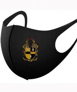 Alpha phi alpha symbols anti-dust cotton face mask 3