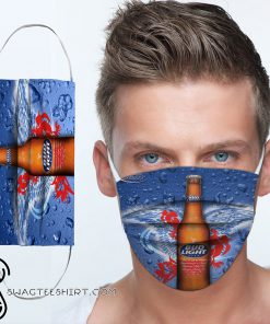 Bud light best light anti-dust cotton face mask