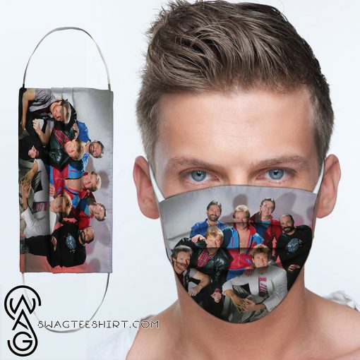Chicago rock band anti-dust cotton face mask
