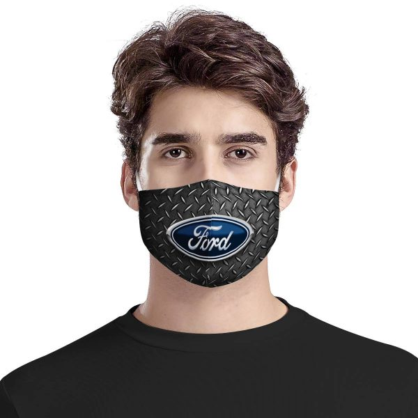Ford motor company anti-dust cotton face mask 2