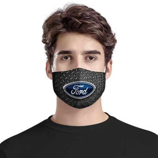 Ford motor company anti-dust cotton face mask 3