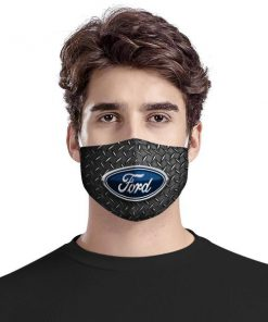 Ford motor company anti-dust cotton face mask 4