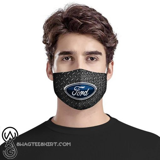 Ford motor company anti-dust cotton face mask