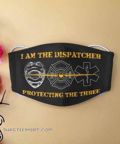 I am the dispatcher protecting the three anti-dust face mask