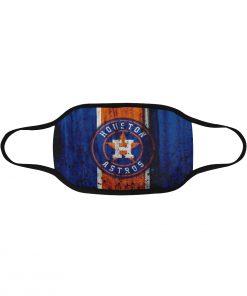 Major league baseball houston astros face mask 4