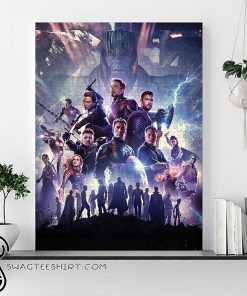 Marvel_s avengers infinity war jigsaw puzzle