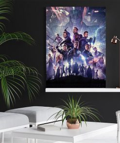 Marvel's avengers infinity war jigsaw puzzle 2