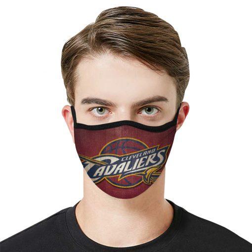 National basketball association cleveland cavaliers face mask 3