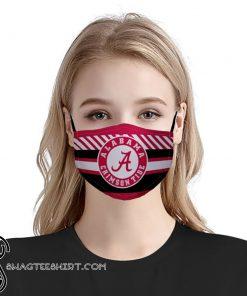 National football league alabama crimson tide face mask