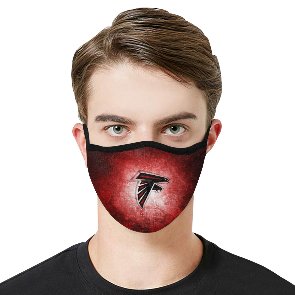 National football league atlanta falcons face mask 3