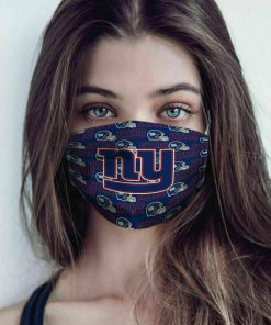 National football league new york giants cotton face mask 2