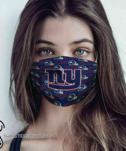 National football league new york giants cotton face mask