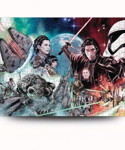 Star wars allegiance jigsaw puzzle 4