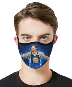 Stephen curry anti-dust cotton face mask 2