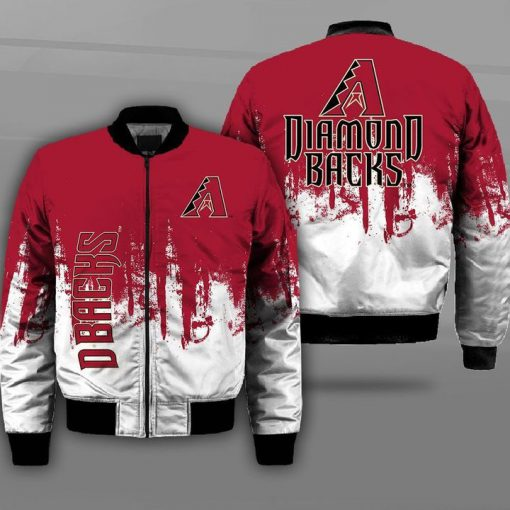Arizona diamondbacks team football full printing bomber