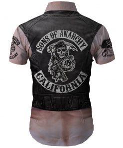 Harley-davidson son of anarchy california all over printed hawaiian shirt 3