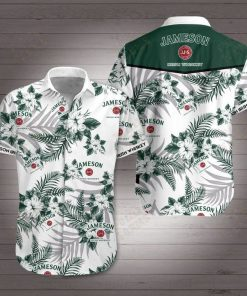 Jameson irish whiskey hawaiian shirt 3