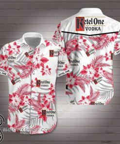 Ketel one vodka hawaiian shirt