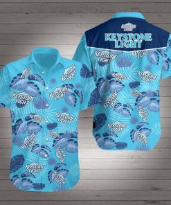 Keystone light hawaiian shirt 1