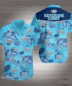 Keystone light hawaiian shirt