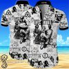 Led zeppelin all over printed hawaiian shirt