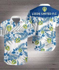 Leeds united football club hawaiian shirt 1