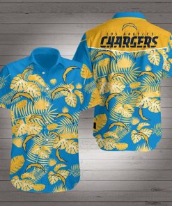 Los angeles chargers hawaiian shirt 1