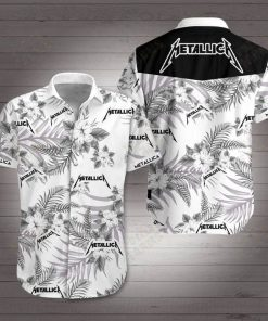 Metallica hawaiian shirt 2