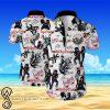 Motley crue band all over printed hawaiian shirt
