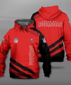 NFL tampa bay buccaneers full printing hoodie