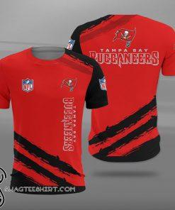 NFL tampa bay buccaneers full printing shirt