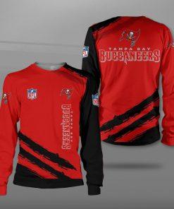 NFL tampa bay buccaneers full printing sweatshirt
