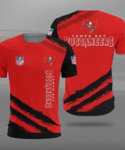 NFL tampa bay buccaneers full printing tshirt