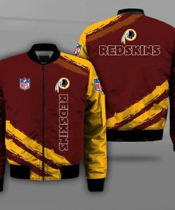 NFL washington redskins team full printing bomber