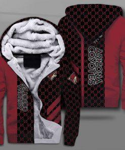 National football league arizona diamondbacks full printing fleece hoodie