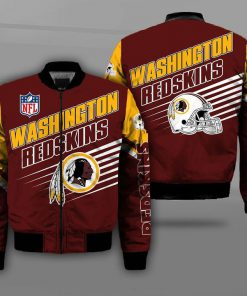 National football league washington redskins team full printing bomber
