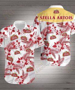 Stella artois hawaiian shirt 4