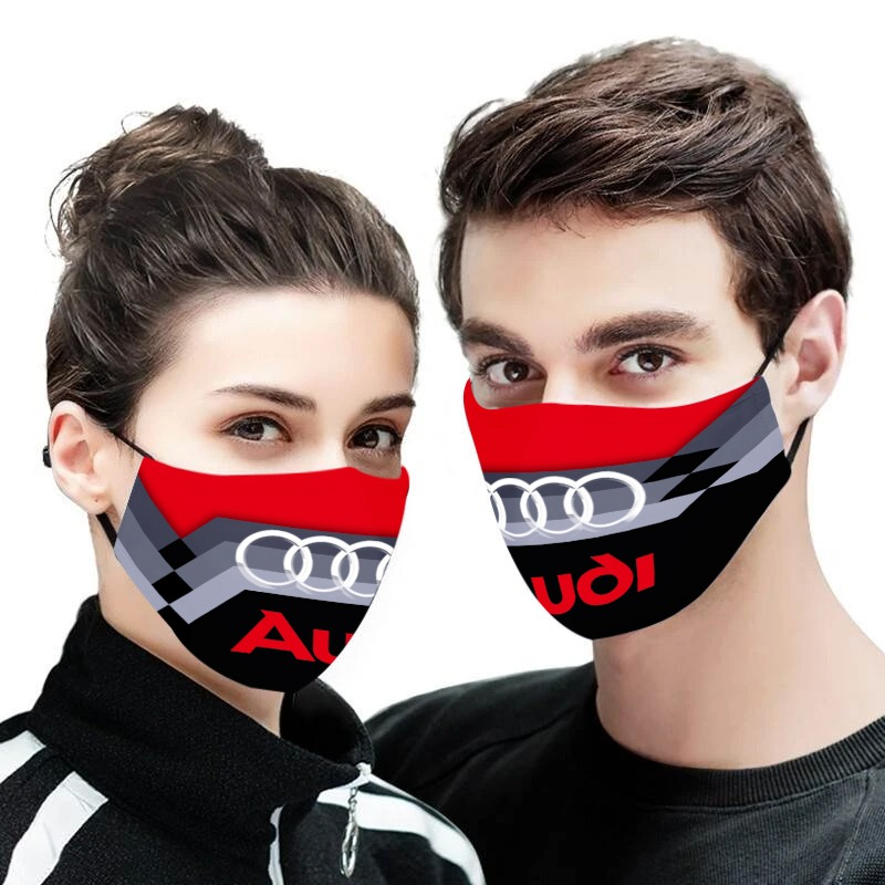 Audi anti pollution face mask 3