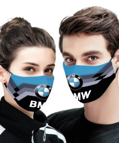 BMW anti pollution face mask 1