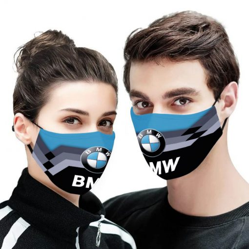 BMW anti pollution face mask 2