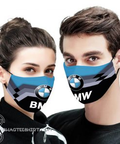 BMW anti pollution face mask
