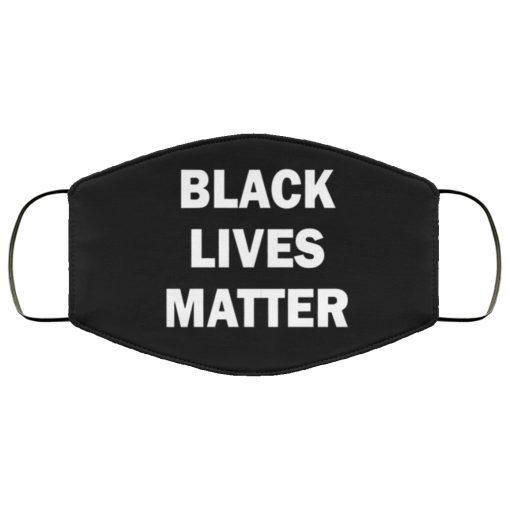 Black lives matter anti pollution face mask 1