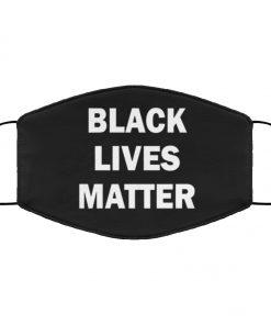 Black lives matter anti pollution face mask 3