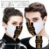 Boston bruins team full printing face mask