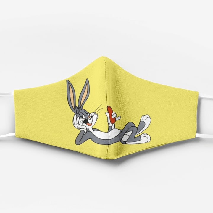 Bugs bunny full printing face mask 1