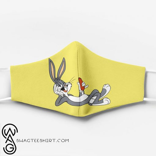 Bugs bunny full printing face mask