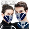 Dallas cowboys full printing face mask
